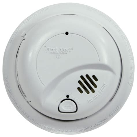 first alert smoke alarm picture 10