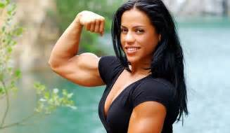 muscle building for women picture 3