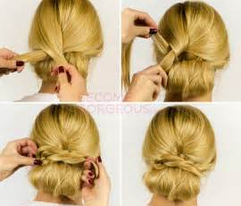 easy hair updos picture 1