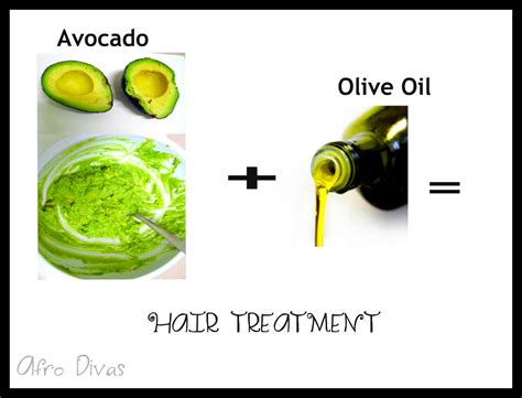 avocado hair treatment with shalena diva picture 1