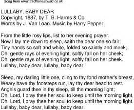 go to sleep lyrics lullabies picture 6