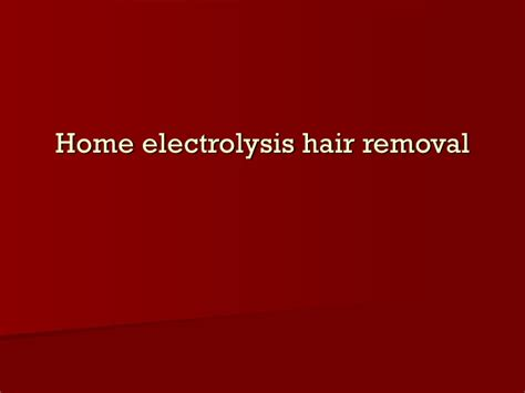 electrolysis hair removal picture 6