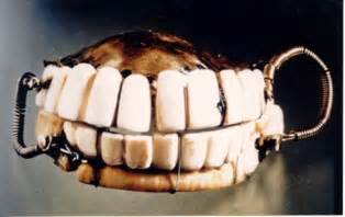 george washington's false teeth picture 6