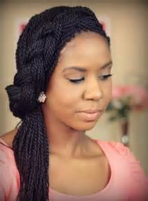 black hair and braids picture 15