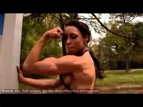 female muscle mixed wrestling picture 9