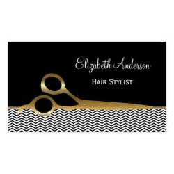 black hair business cards picture 5