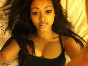 light skin black girls picture 11
