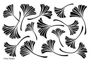 ginkgo stencil picture 7