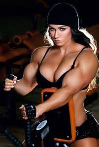 super size muscle women picture 5