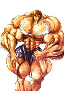 female huge muscles growth e galleries/ picture 1