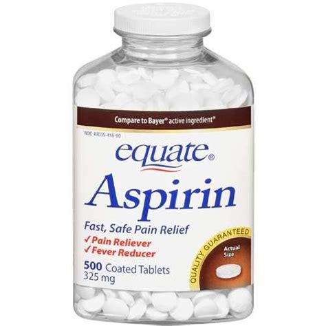 can a 325 mg aspirin cause your pulse picture 6