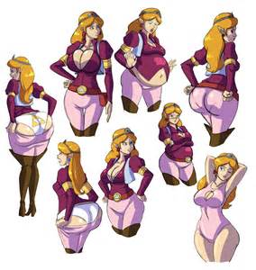 legend of zelda breast expansion picture 7