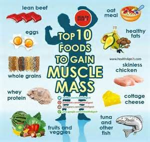 foods to eat gain muscle picture 5