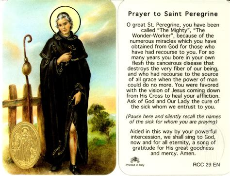patron saint for thyroid cancer picture 7