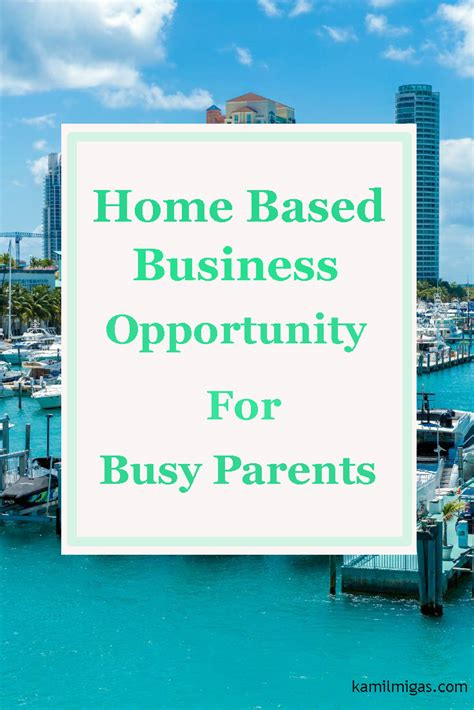 Home based business opportunities for moms picture 3