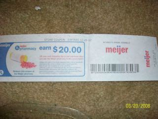 meijer 20 $ pharmacy coupon picture 3