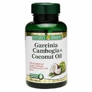 garcinia cambogia & coconut oil softgels what are picture 5