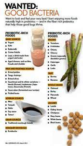 probiotic food list picture 5