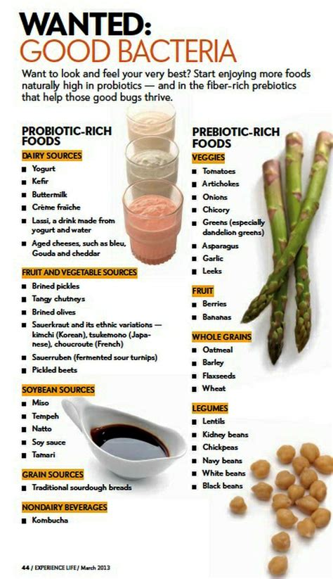 what foods contain probiotic picture 2
