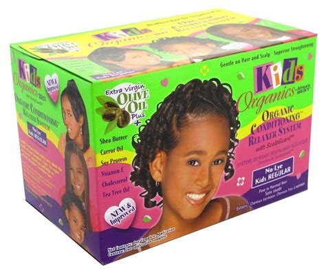 africian american non lye hair relaxers picture 7