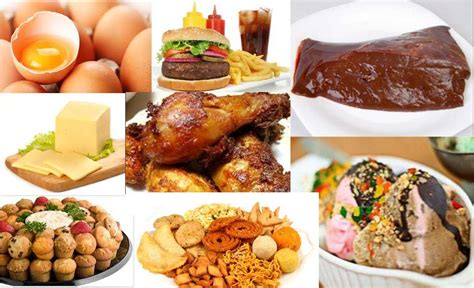 Food high in cholesterol picture 2