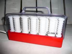 clairol electric hair rollers picture 18