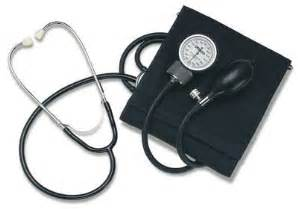 How to take blood pressure using manual cuff picture 14