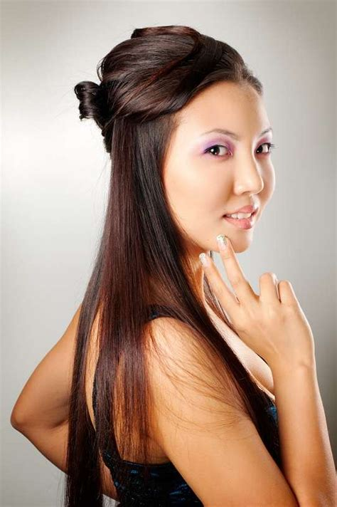 Asian hair picture 15