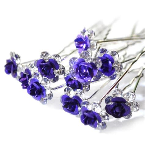 cheap wholesale crystal hair clips picture 5