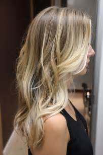 pure blonde color hair picture 7