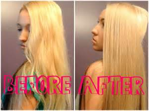 bleached out blonde hair picture 11
