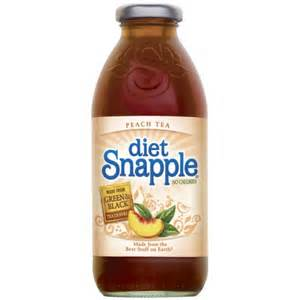 snapple diet peach picture 1