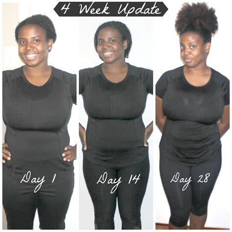 4 week weight loss picture 3
