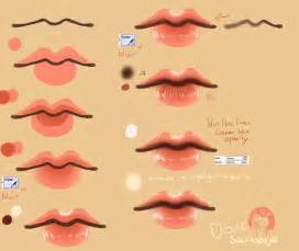 face maker program hair lips picture 11