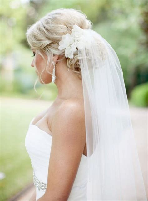 wedding hair styles wh veil picture 19
