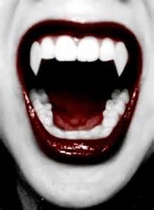 vampire teeth picture 7