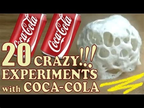 science priject with coca cola and h picture 4