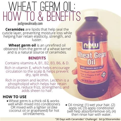 can i use wheat germ oil on skin picture 1