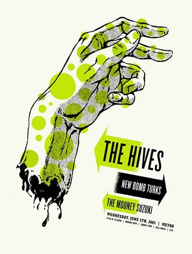 the hives poster picture 5