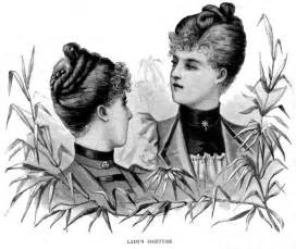 1890 s hair dressing picture 7
