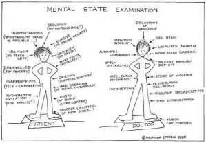 alchoholic mental health status examination picture 1