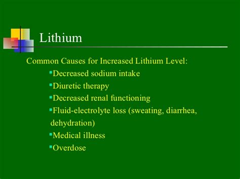 Lithium weight gain picture 6