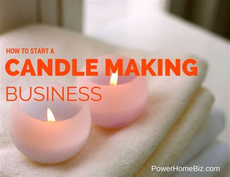 home business candle making picture 1