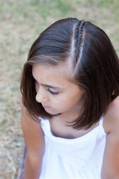 braiding short hair picture 14