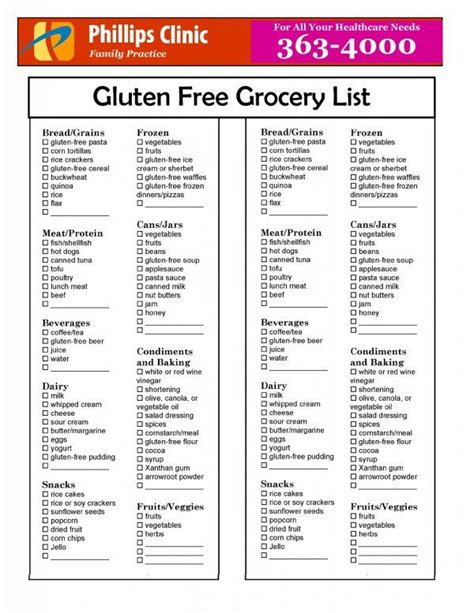 wheat belly diet food list picture 7