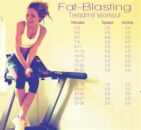 fat burning treadmill exercises picture 5