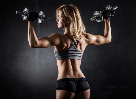 fat burning dumbbell workout picture 13