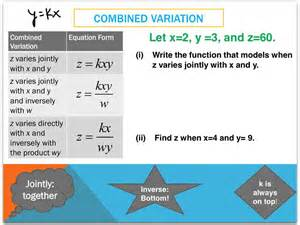 inverse joint and combined variation picture 3