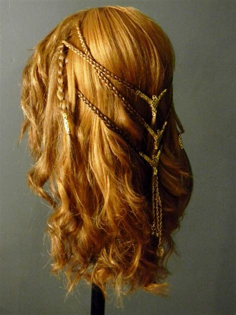 celtic hair accessories picture 2