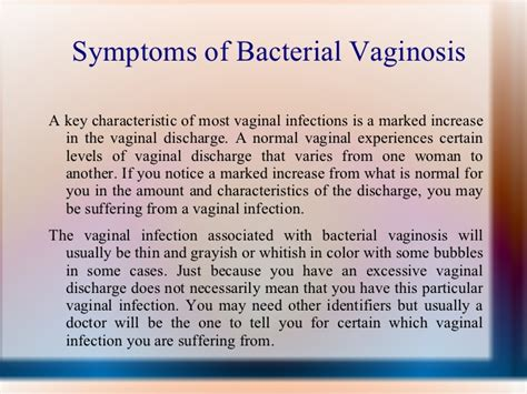 what are the symptoms of bacterial vaginosis picture 6